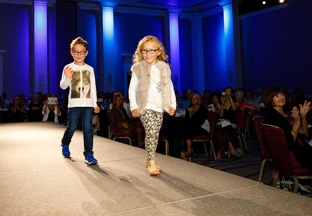 Golisano Children's Hospital Fashion Show