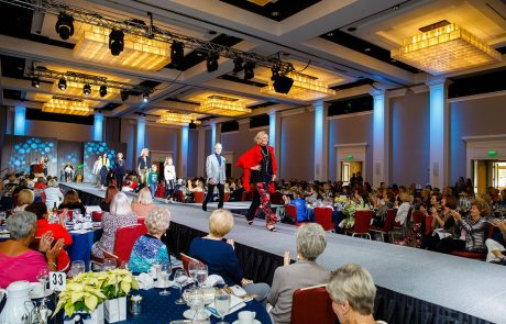 Golisano Fashion Show Image Lee Health Foundation