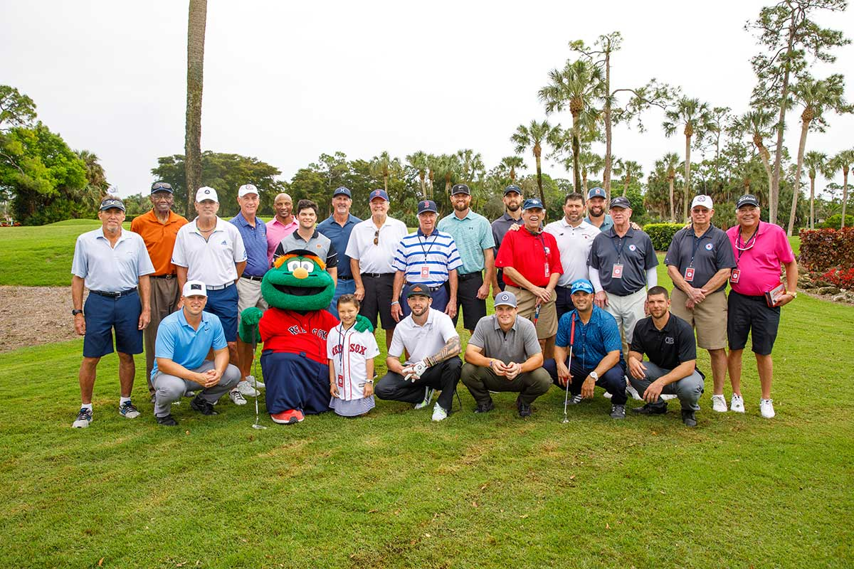 Boston Red Sox Celebrity Golf Classic