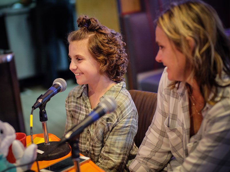 "Mel's Diner ""Helping Kids with Cancer"" Radiothon"