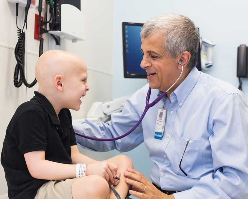 Helping Kids With Cancer