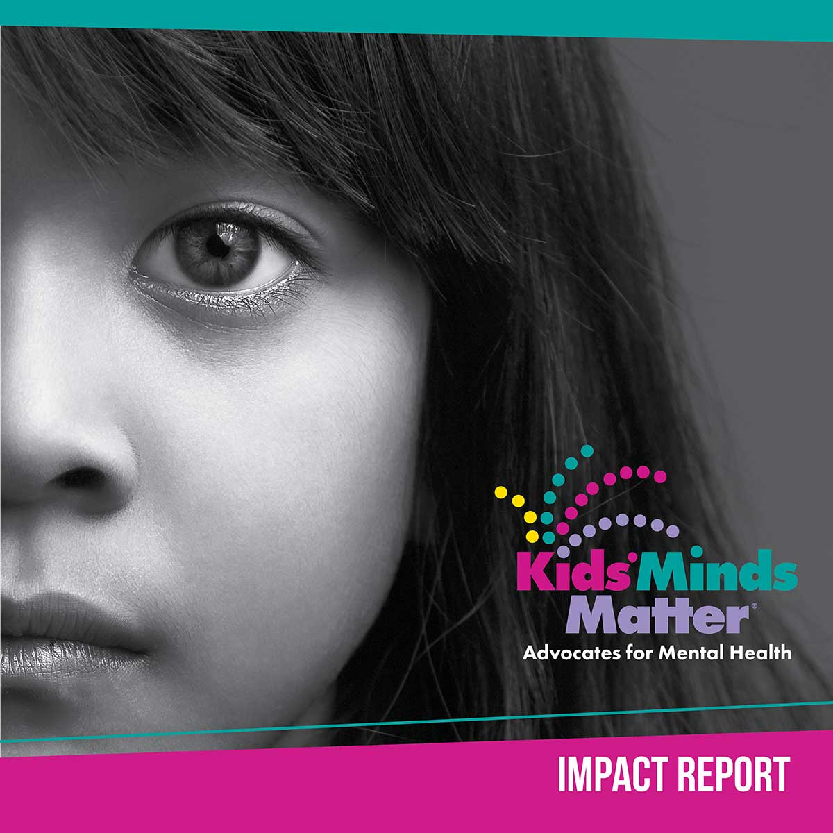 Kids Minds Matter Impact Report Cover Image